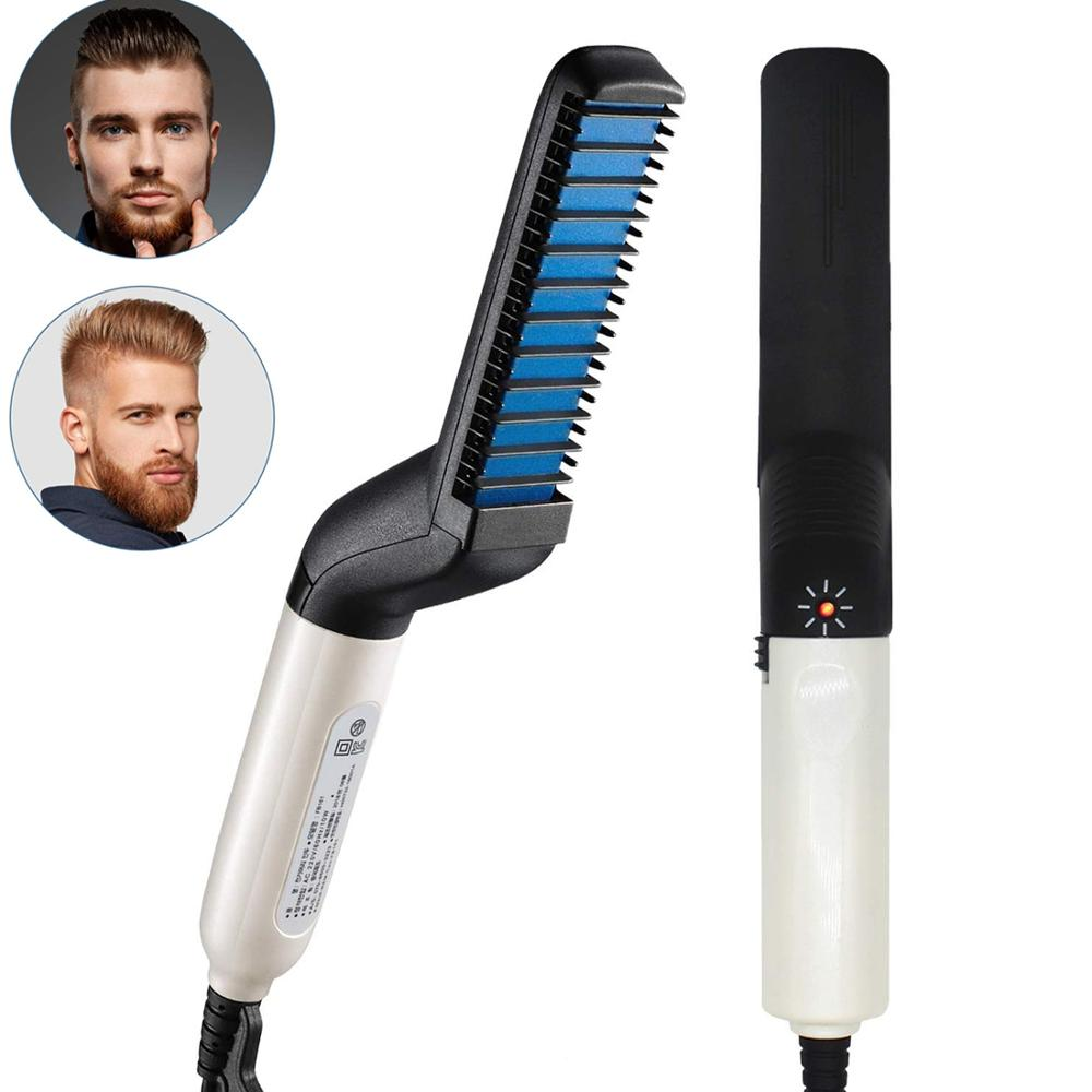 Beard & Hair Straightener - Rad Beard Club