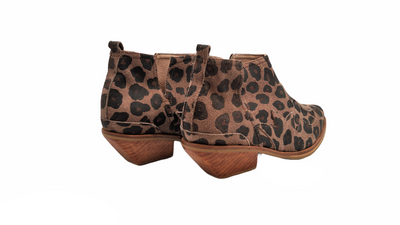 Benita Leopardo Chocolate