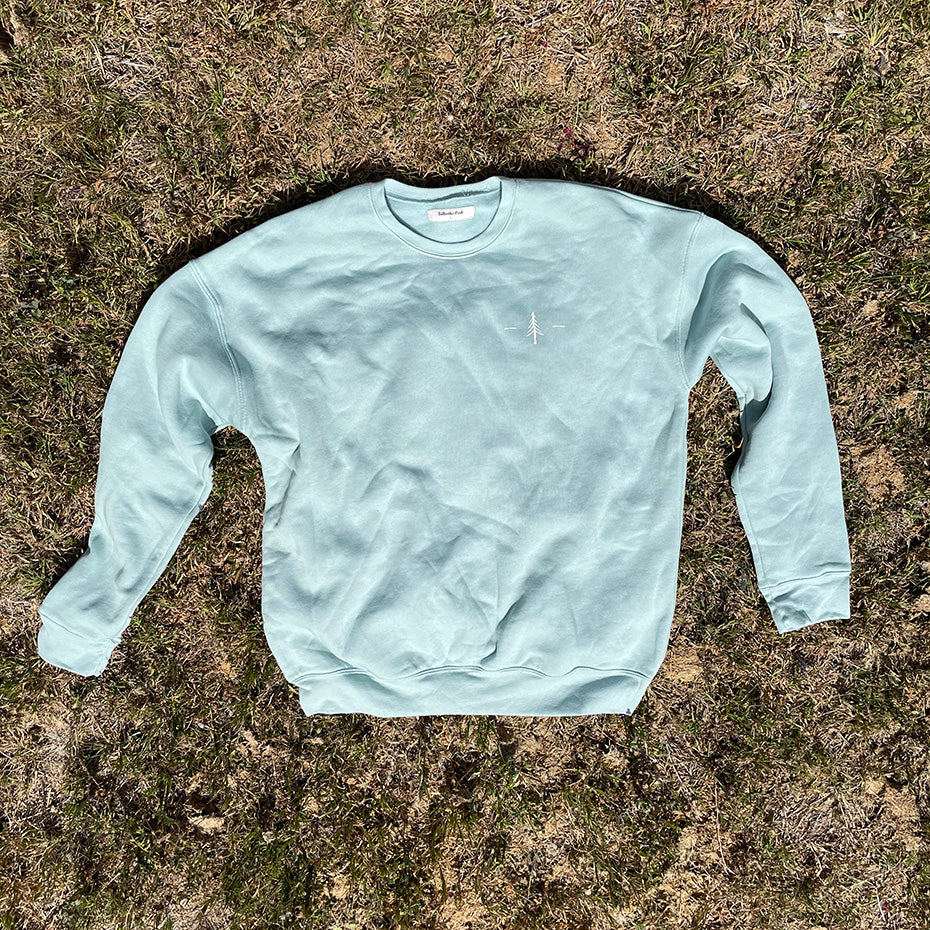 The SWP Crewneck - Reef