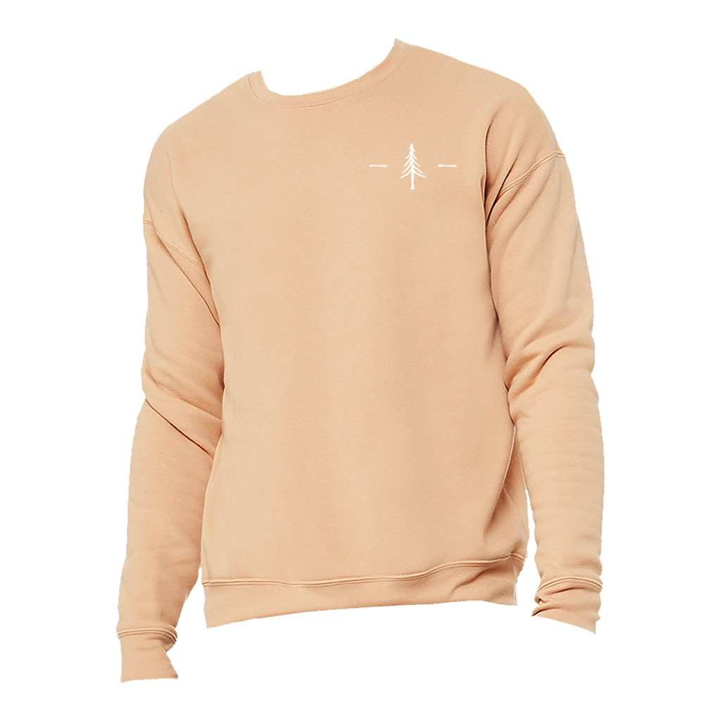 The SWP Crewneck  - Sand