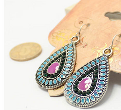 Cowgirls Bohemian style Vintage Earring
