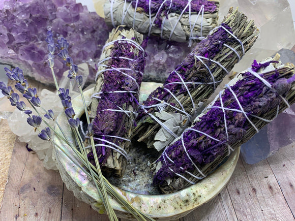 Blue Sage & Lavender Bundle