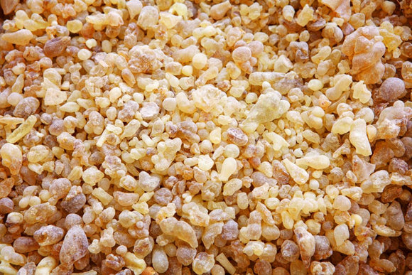 Frankincense Resin - Golden