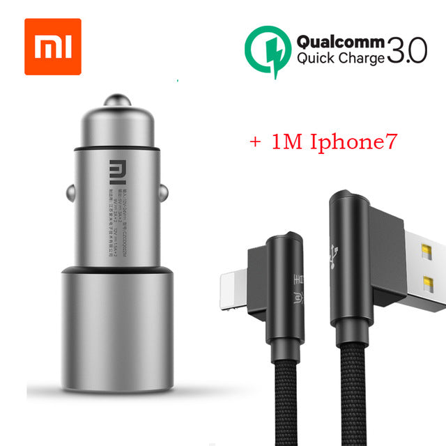 xiaomi usb fast charger.