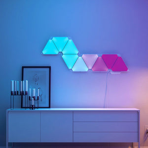 Nanoleaf Full Color Smart Odd Light Board 4pcs/1box