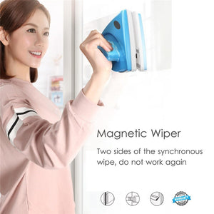 Ultra Shine Double Sided Magnetic Window Cleaner (3 - 30 mm)