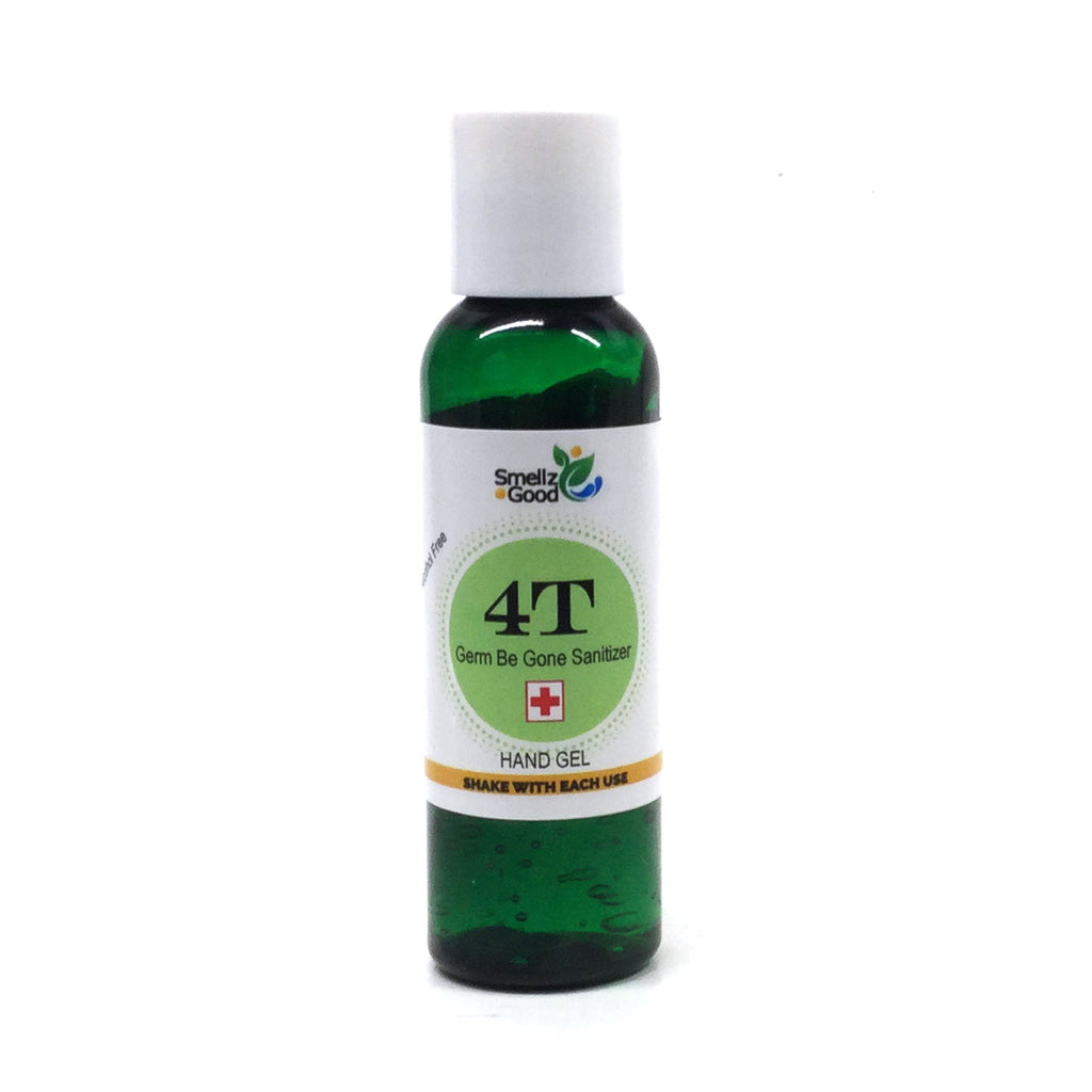 Germ Fighting - 4T Hand Sanitizer