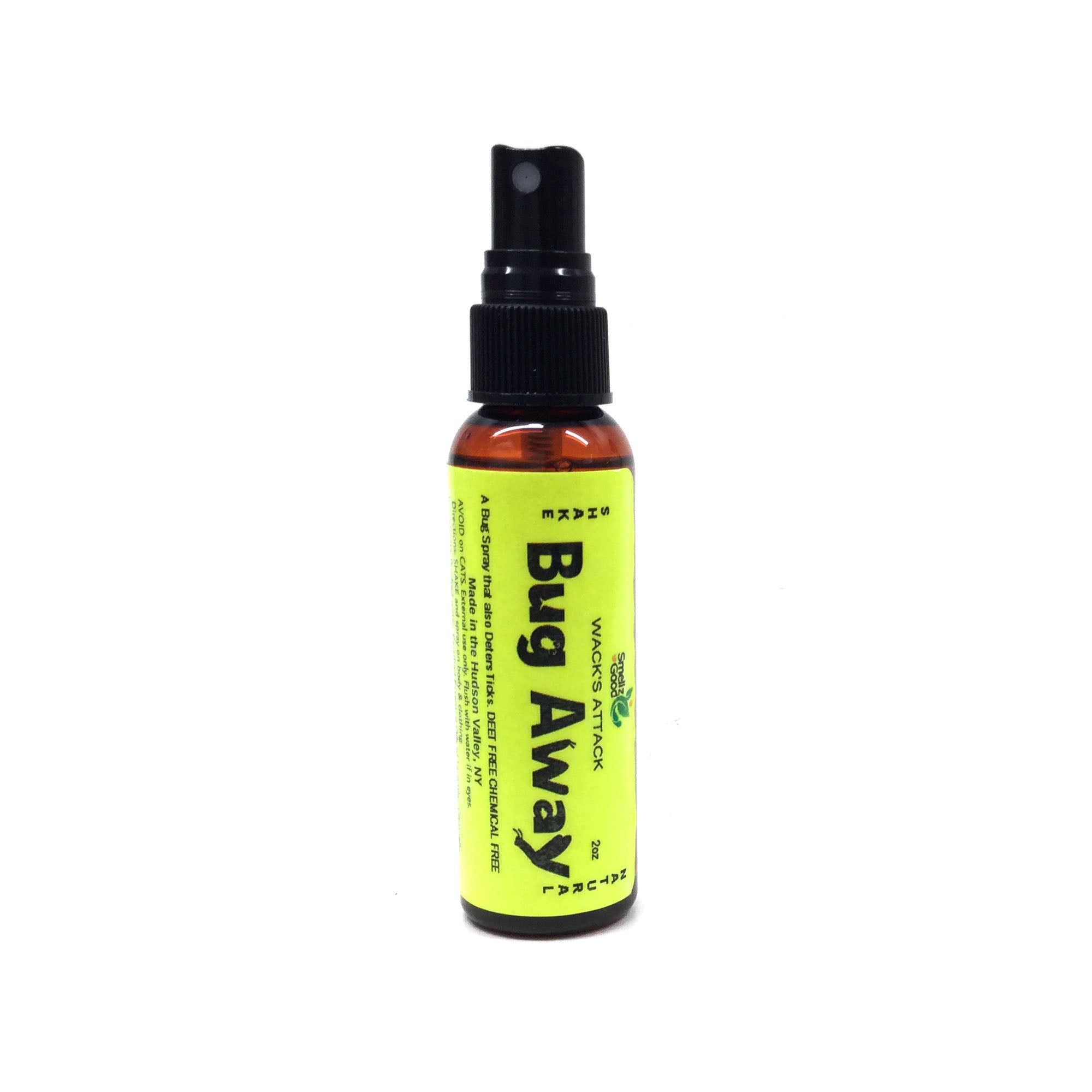 Wack's Attack Bug Away Bug Spray