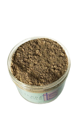 Terrasilk Clay Mask 8 Oz.