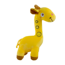 TOY PELUCHE ANIMAL 1 PZ Jirafa Amarilla (4788752875569)