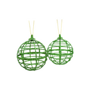 Set de 2 Esferas Deco color Verde (4760506269745)