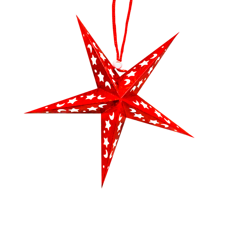 XM20 PAPER STAR DECOR (4760519835697) (4773334646833)
