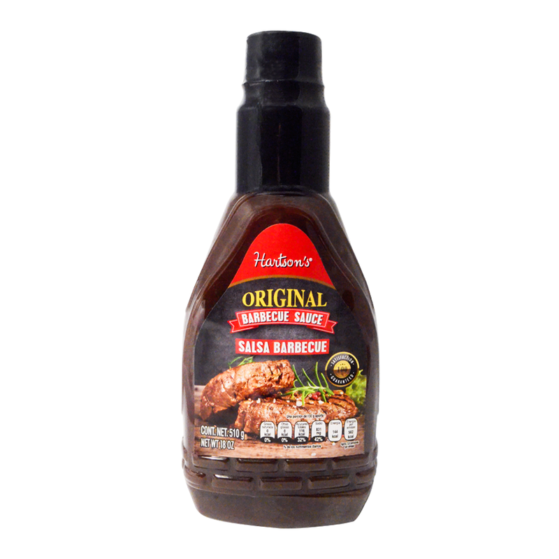 Salsa Barbecue Hartsons 510ml (4622823784497)
