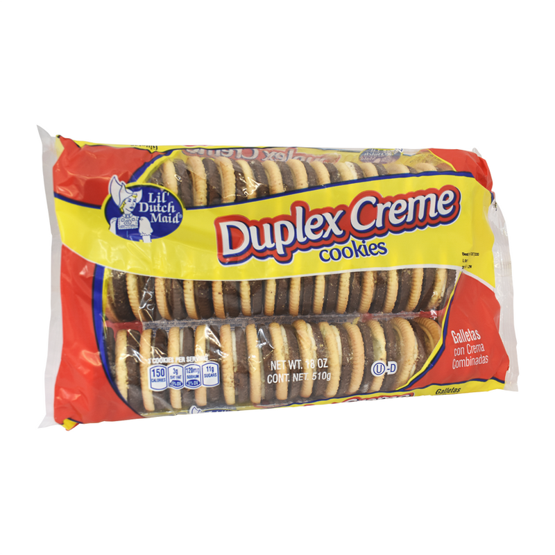 Galletas Lil Dutch Dúplex 510g (4622819852337)
