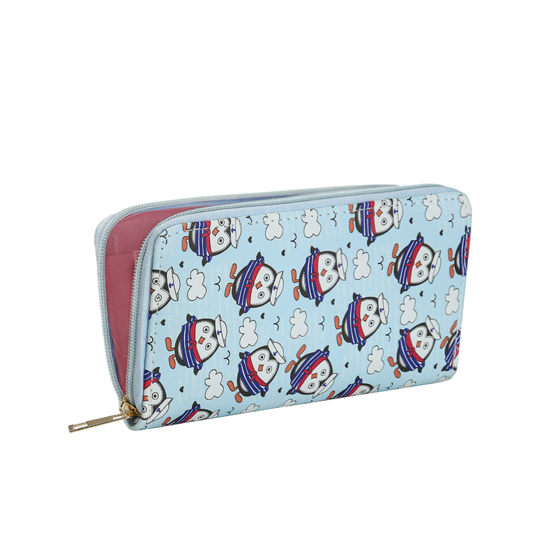 Cartera Fashion Print Pingüino (4748283052081)
