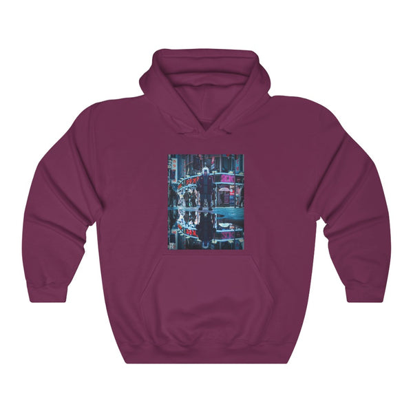 Jiraiya x Urban Edit Unisex Heavy Blend™ Hooded Sweatshirt