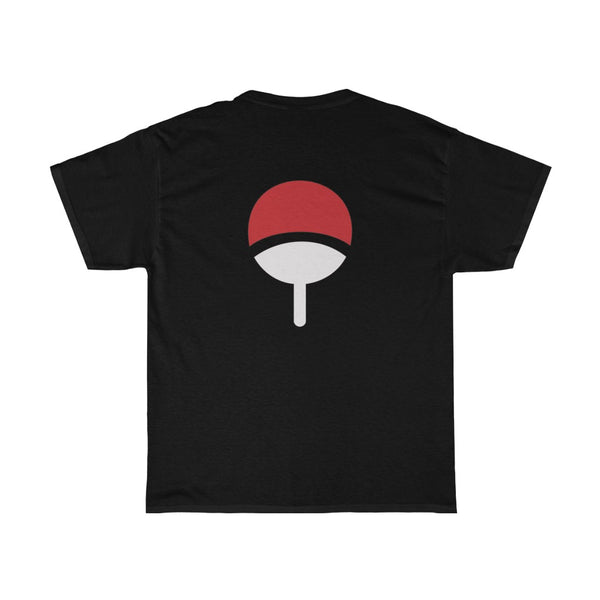Uchiha Clan Unisex Heavy Cotton Tee