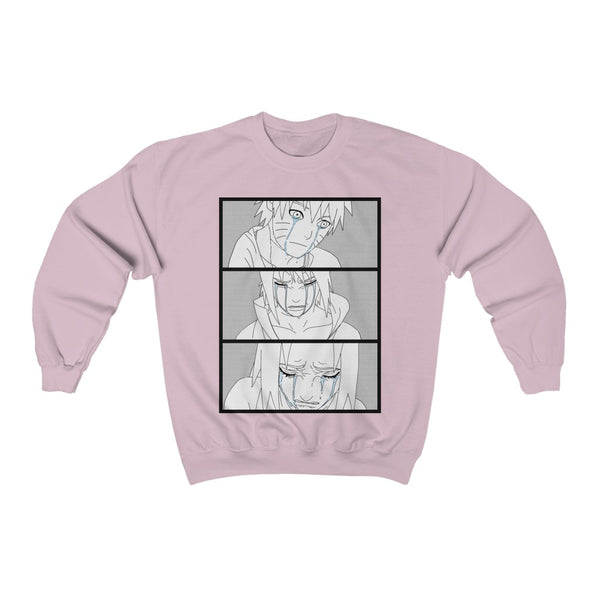 Sadness and Sorrow Unisex Heavy Blend™ Crewneck Sweatshirt