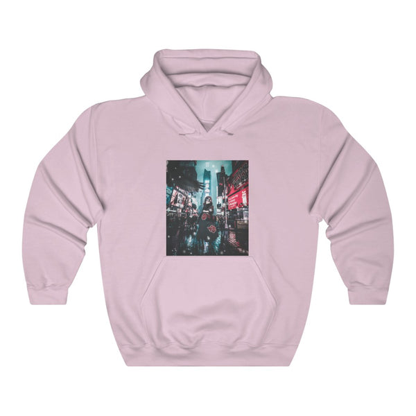 Itachi x Urban Edit Unisex Heavy Blend™ Hooded Sweatshirt