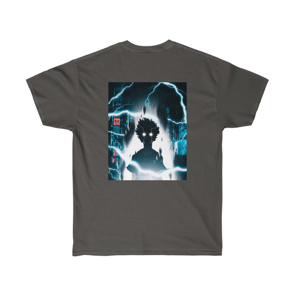 Mob Psycho 100 Backprint Unisex Ultra Cotton Tee