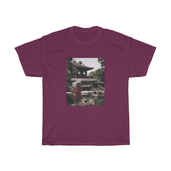 Inuyasha x Temple Edit Unisex Heavy Cotton Tee
