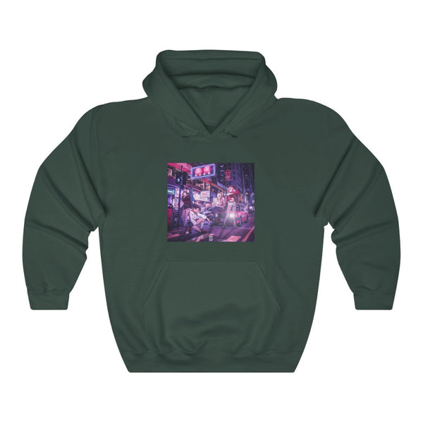 Shinobi x Sisters Edit Unisex Heavy Blend™ Hooded Sweatshirt
