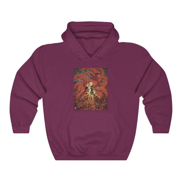 Naruto x Kurama Unisex Heavy Blend™ Hooded Sweatshirt
