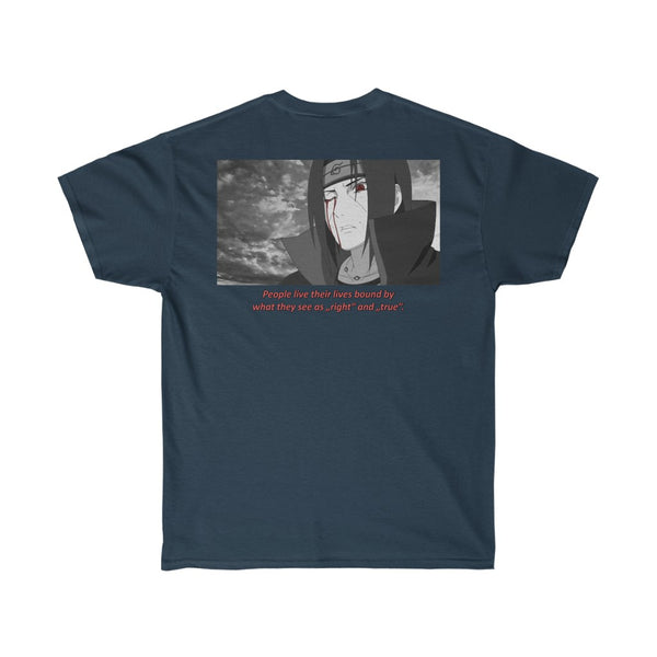 Itachi x Quote Unisex Ultra Cotton Tee