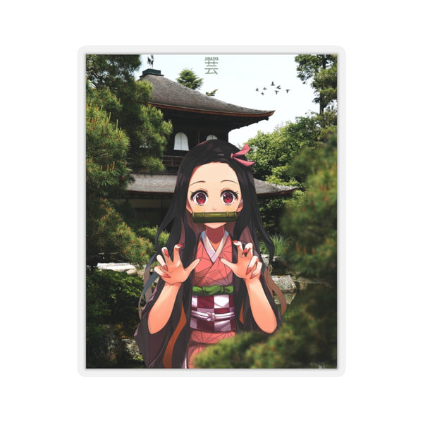 Nezuko Sticker