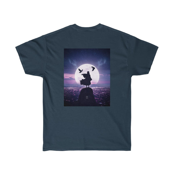 Itachi x Moon Backprint Unisex Ultra Cotton Tee