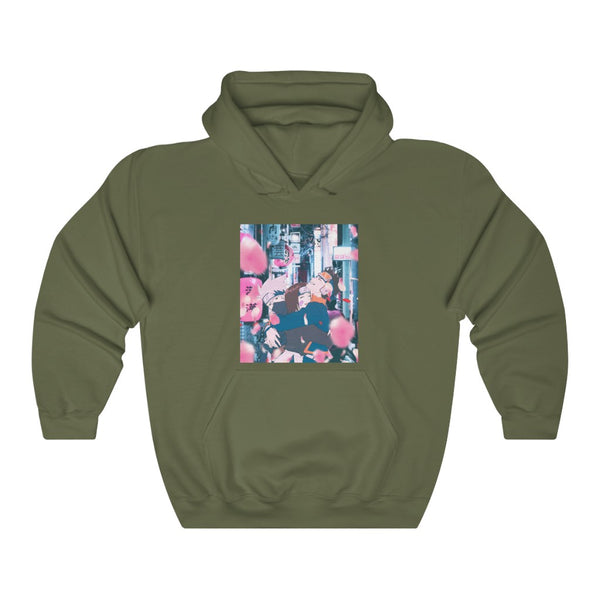 Kakashi x Rin x Obito Edit Unisex Heavy Blend™ Hooded Sweatshirt