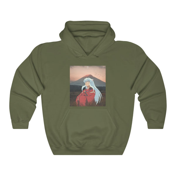 Inuyasha Edit Unisex Heavy Blend™ Hooded Sweatshirt