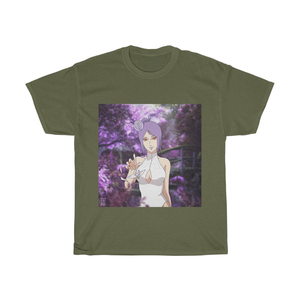 Konan x Summer Edit Unisex Heavy Cotton Tee