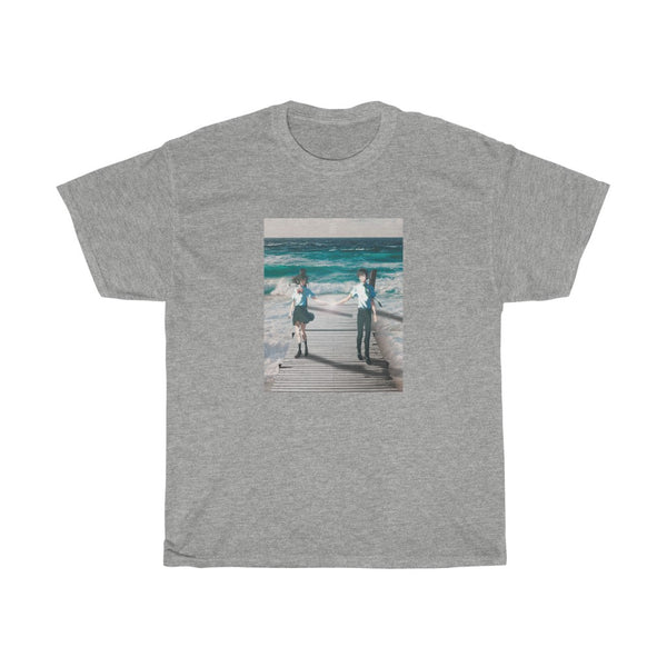 Your Name x Wave Edit Unisex Heavy Cotton Tee