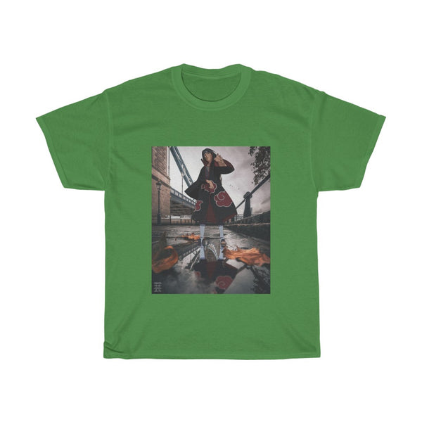 Itachi x Reflection Edit Unisex Heavy Cotton Tee