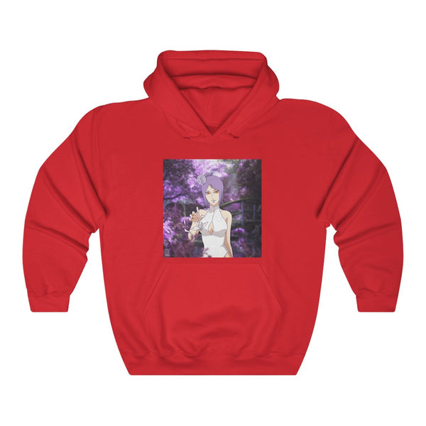 Konan x Summer Edit Unisex Heavy Blend™ Hooded Sweatshirt