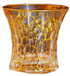 Twist Whiskey Glass Unique Elegant Old Fashioned Whiskey Glass#14