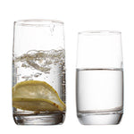 Drinking Milk Water Glass Whiskey Glass Wine Beer Glasses Juice Glasses (2 Glasses) , 350ml #1