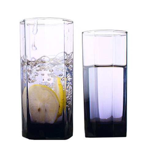 Drinking Milk Water Glass Whiskey Glass Wine Beer Glasses Juice Glasses (2 Glasses) , 300ml