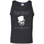 THE LAST THING - MUSCLE SHIRT