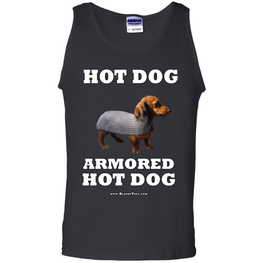ARMORED HOT DOG - MUSCLE SHIRT