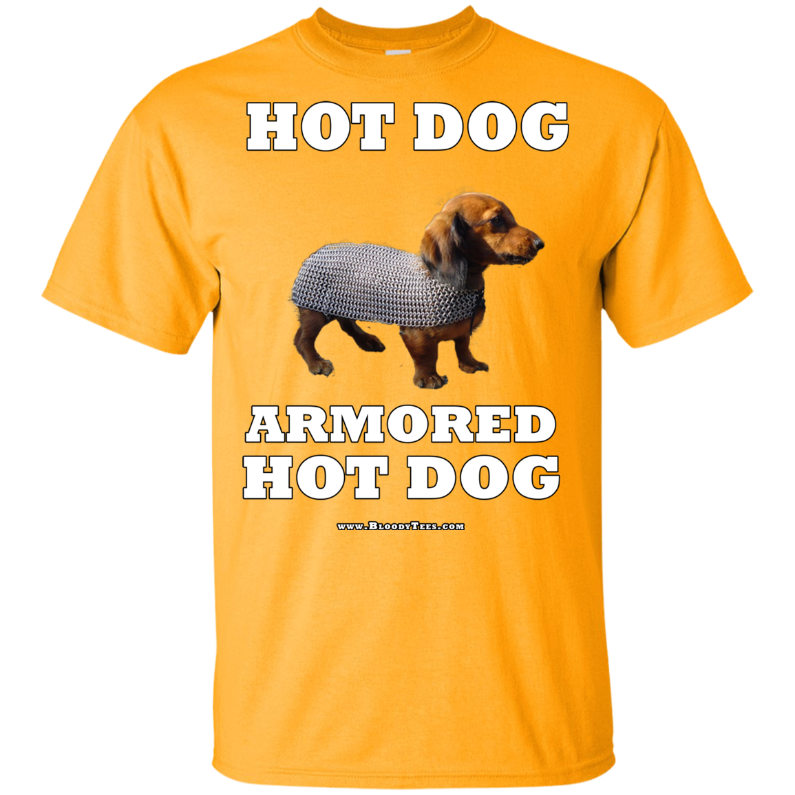 ARMORED HOT DOG - YOUTH