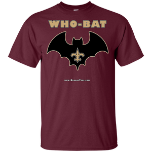 WHO-BAT - VERSION A - UNISEX TEE