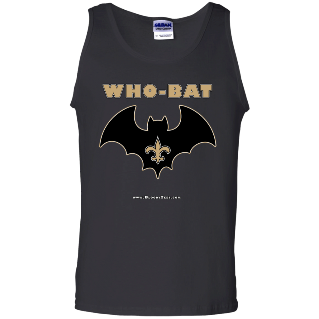 WHO-BAT - VERSION A - MUSCLE SHIRT