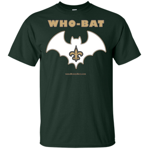 WHO-BAT - VERSION B - UNISEX TEE