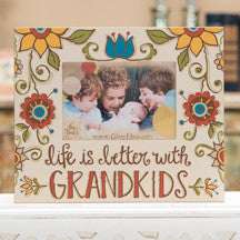 Life is Better with Grandkids Frame