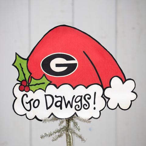 Georgia Tree Topper by Glory Haus