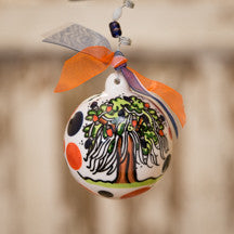 Auburn Ball Ornament