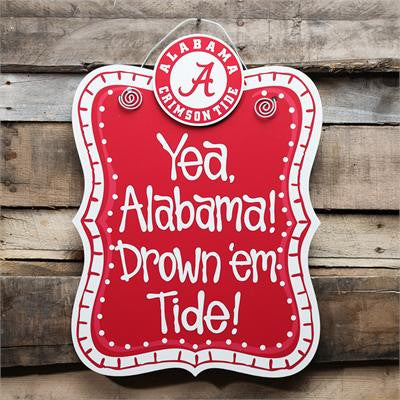 Alabama Hanging Board