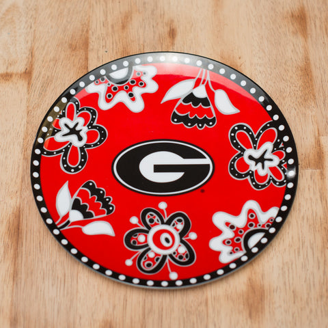 Georgia Melamine Plate by Glory Haus
